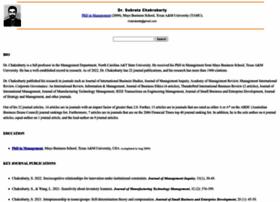 chakrabarty.com