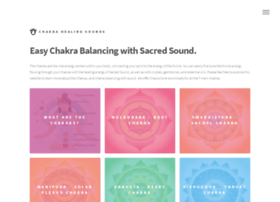 chakrahealingsounds.com