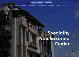 chakrapaniayurveda.com