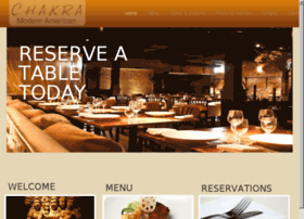 chakrarestaurant.com