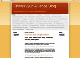 chakravyuhalliance.blogspot.in