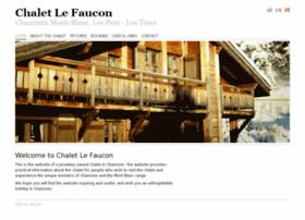 chalet-in-chamonix.com