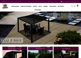 chalet-jardin-boutique.fr