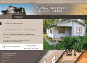chalet-maison-bois-kit.com