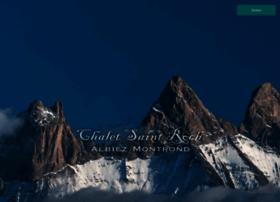chalet-saint-roch.com