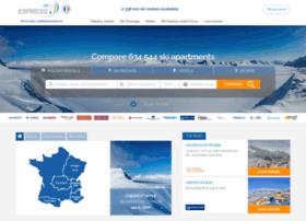 chalet.ski-express.com