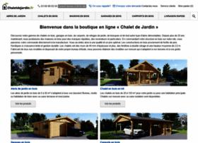 chaletdejardin.fr