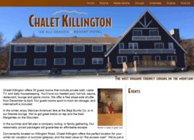 chaletkillington.com