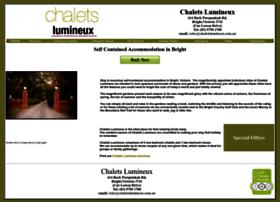 chaletslumineux.com.au