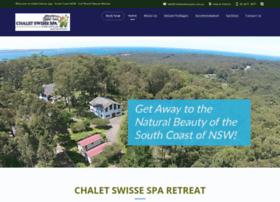 chaletswissespa.com.au