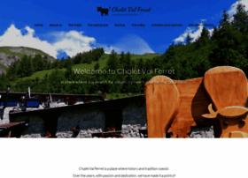 chaletvalferret.com