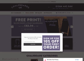 chalkboardsuk.co.uk