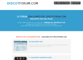 challenge-levy.discutforum.com