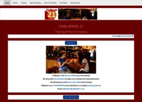 challenge21.co.uk