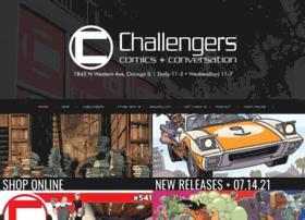 challengerscomicsconversation.comicretailer.com