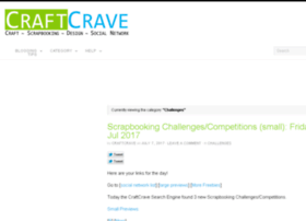 challenges.craftcrave.com