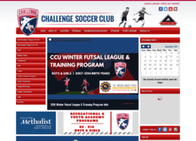 challengesoccer.com
