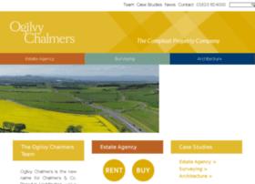 chalmers-surveyors.com