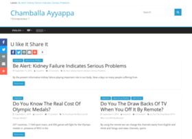 chamballaayyappa.com