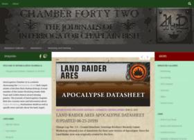 chamber42.com
