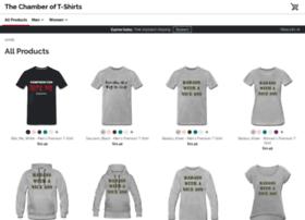 chamberoftshirts.spreadshirt.com