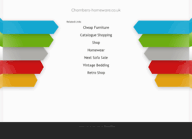 chambers-homeware.co.uk