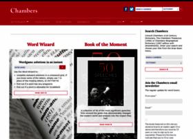 Chambersharrap.co.uk