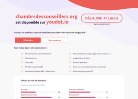 chambredesconseillers.org