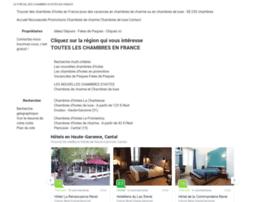 chambres-hotes-en-france.com