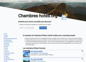 chambres-hotes.org