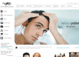 chameleon-hair.com