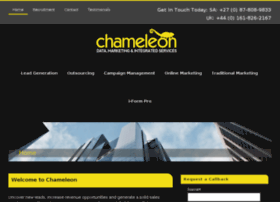 chameleonmarketing.net