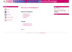 chamilo.unige.ch