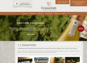 chamonix.co.za