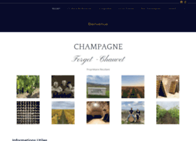 champagne-forget-chauvet.com