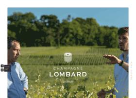 champagne-lombard.com