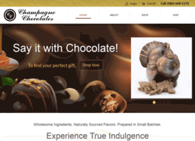 champagnechocolates.com