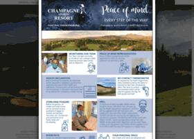 champagnesportsresort.com