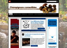 champignonscomestibles.com