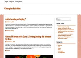 champion-nutrition.com