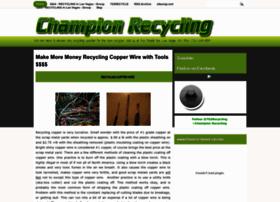 champion-recycling.blogspot.com