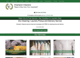 championcleaners.com