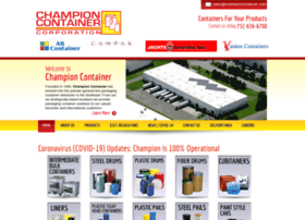 championcontainer.com