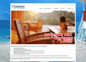 championhomes.in