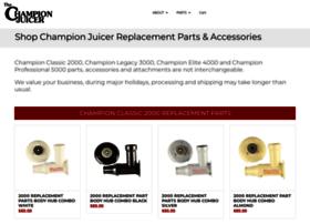 championjuicer.com