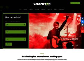 championmusic.com.au