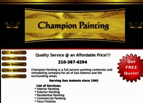 championpaintingsa.com