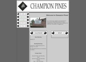 championpines.org