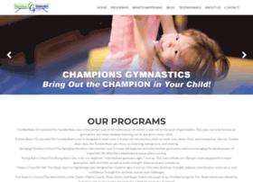 champions-gymnastics.com