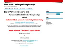 championship.norcalfll.org